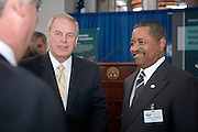 1823624th Annual Ohio University State Government Alumni Luncheon May 15, 2007....Governor Strickland & Dr. McDavis