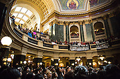2015-03-09 Rally in Madison Wisconsin