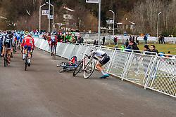 Men Elite, Cyclo-cross World Championship Tabor, Czech Republic, 1 February 2015, Photo by Pim Nijland / PelotonPhotos.com