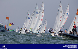 Ready Steady Tokyo Sailing 2019. Olympic Sailing Test Event ©JESUS RENEDO/SAILING ENERGY/WORLD SAILING<br /> 18 August, 2019.