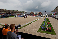 Overview<br /> World Championship Young Dressage Horses <br /> Ermelo 2016<br /> © Hippo Foto - Dirk Caremans<br /> 28/07/16