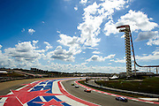 September 16-18, 2015 Lamborghini Super Trofeo, Circuit of the Americas: Action at circuit of the Americas