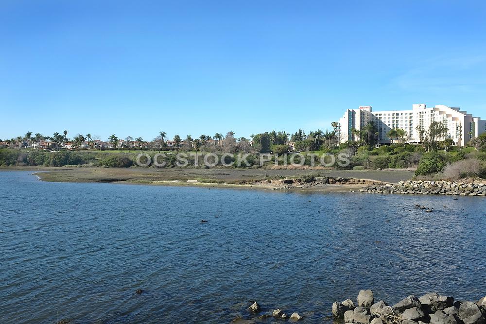 Marriott Bayview Hotel Overlooking Upper Newport Bay