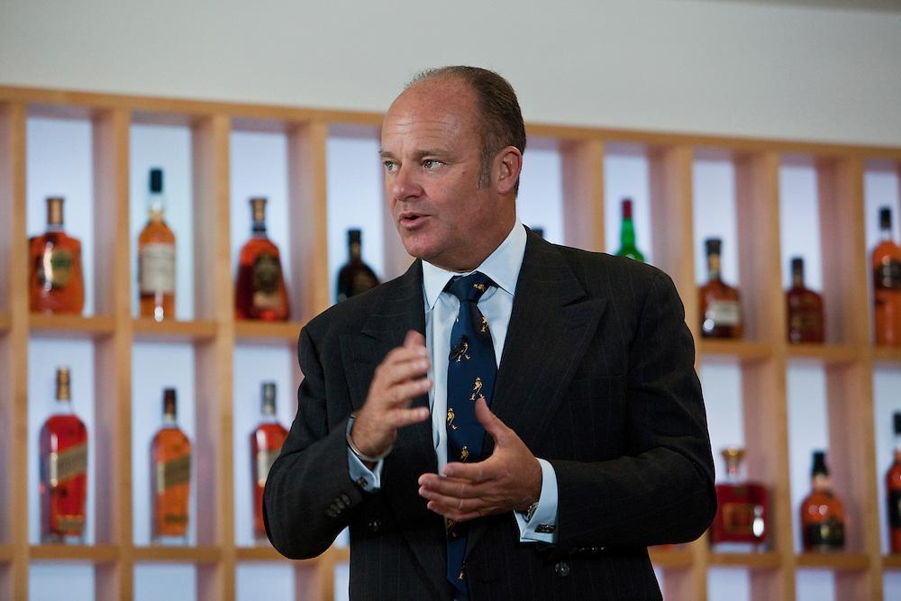 Paul Walsh, CEO, Diageo 2012-06-06