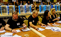Election Count | Dumfries | 8 June 2017