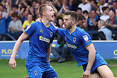 AFC Wimbledon v Oldham Athletic 210418