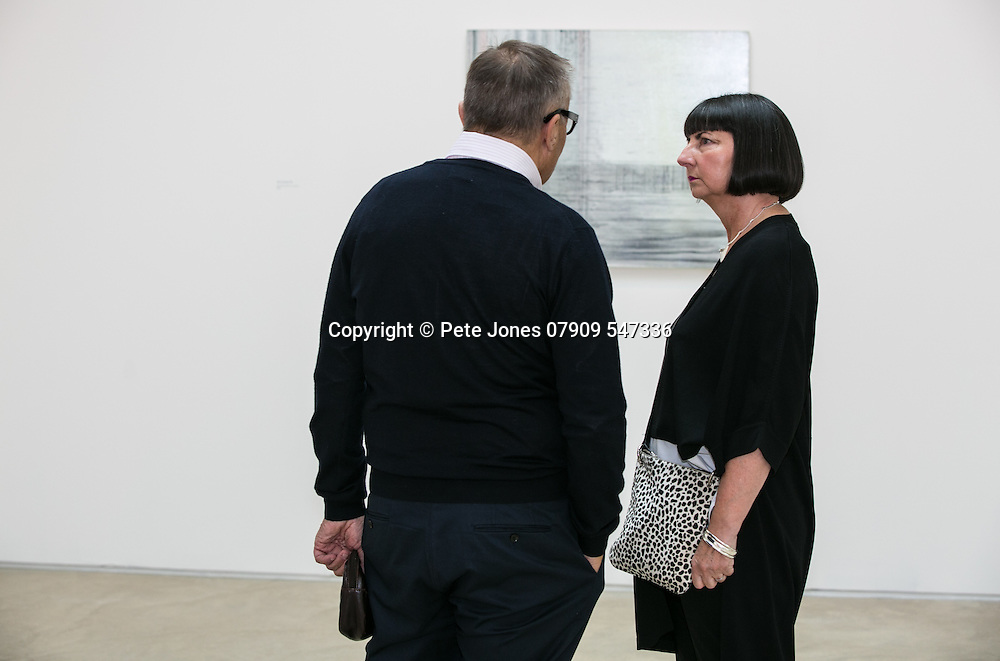 Rachel Howard &quot;At Sea&quot; Private View;<br /> Jerwood Gallery,<br /> Hastings, Kent.<br /> 17th July 2015.<br /> <br /> &copy; Pete Jones<br /> pete@pjproductions.co.uk