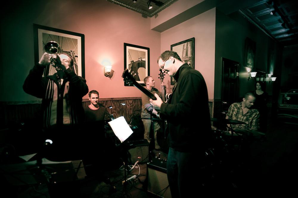 Jacob Varmus and Hempel-Trapchak-Coleman trio and Pete McCann