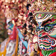 Taitian Temple of Nankunshen,976 Kun Chiang Village, Beimen Township, Tainan County, Taiwan