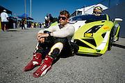 October 1-3, 2014 : Lamborghini Super Trofeo at Road Atlanta. #76 Corey Lewis, Musante Motorsport, Lamborghini of Boston