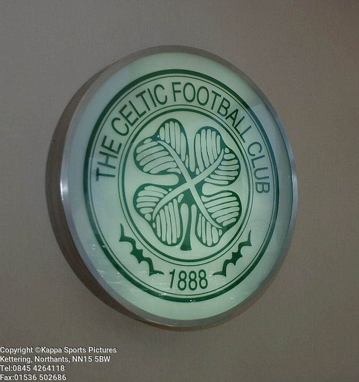 GLASGOW CELTIC FC,  CELTIC PARK Stadium, Trophy Room  Cups,  and Board Room, Parkhead, GLASGOW, Football Grounds, 2008