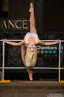 New York City Subway Dance As Art Photography Project with ballerina Marah King