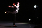 Mannheim. 10.02.17 | BILD- ID 082 |<br /> Dance Professional Mannheim zeigt eine Jahres-Show, in der sich junge Tanztalente präsentieren, die sich momentan auf eine Tanzausbildung vorbereiten.<br /> - Alisa Behnke, Marta Lufinha, Andre Meyer<br /> Bild: Markus Prosswitz 10FEB17 / masterpress (Bild ist honorarpflichtig - No Model Release!)