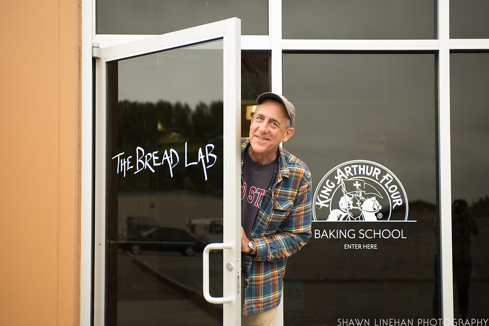 Dr. Stephen Jones of the WSU Bread Lab in Burlington, WA.