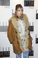 Suki Waterhouse, ELLE Style Awards, The Savoy Hotel London UK, 11 February 2013, (Photo by Richard Goldschmidt)