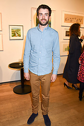 Jack Whitehall at The Philanthropist After Party held at The Mall Galleries, 17 Carlton House Terrace, London England. 20 April 2017.