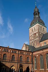 Riga Cathedral / Rigas Doma Riga, Latvia