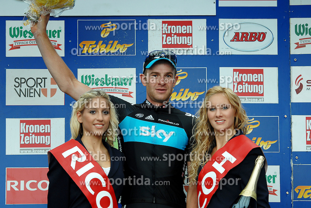 07.07.2011, AUT, 63. OESTERREICH RUNDFAHRT, 5. ETAPPE, ST. JOHANN-SCHLADMING, im Bild Etappensieger Ian Stannard, (GBR, Sky Procycling) // during the 63rd Tour of Austria, Stage 5, 2011/07/07, EXPA Pictures © 2011, PhotoCredit: EXPA/ S. Zangrando