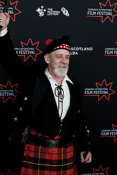 Edinburgh International Film Festival 2019<br /> <br /> Robert The Bruce (World Premiere)<br /> <br /> Pictured: Seoras Wallace<br /> <br /> Alex Todd | Edinburgh Elite media