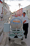 Street drinks in Manzanillo, Granma Province, Cuba.