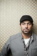Miami-based stylist for Latino stars, Leonardo Rocco