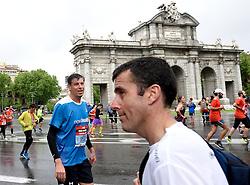 26-04-2015 ESP: We Run 2 Change Diabetes NY 2015, Madrid<br /> We run to change diabetes, training op de halve marathon van Madrid met de groep hardlopers van Novo Nordisk Spanje die op 1 november 2015 hun grenzen gaan verleggen in de marathon van New York / Erik