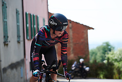 Tiffany Cromwell (AUS) at Stage 1 of 2019 Giro Rosa Iccrea, an 18 km team time trial from Cassano Spinola to Castellania, Italy on July 5, 2019. Photo by Sean Robinson/velofocus.com