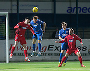 Matty Allan - Montrose v Queens Park - SPFL Division 2 at Links Park<br /> <br />  - © David Young - www.davidyoungphoto.co.uk - email: davidyoungphoto@gmail.com