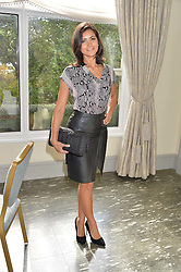 TV Weather forcaster LUCY VERASAMY at the Future Dreams 'United For Her' Ladies Lunch 2016 held at The Savoy, London on 10th October 2016.