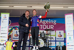 Stage winner, Kirsten Wild (NED) at Healthy Ageing Tour 2019 - Stage 5, a 124.3 km road race in Midwolda, Netherlands on April 14, 2019. Photo by Sean Robinson/velofocus.com