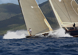 Top images from 2010. Classic yachts race in the 2010 Antigua Classica Regatta.