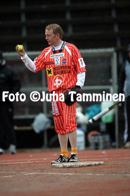 04.06.2009, Hyvink??..Superpesis 2009.Hyvink??n Tahko - Puijon Pesis, Kuopio.Jaakko Hirvonen - Kuopio.©Juha Tamminen.