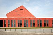 Museum of The World War II, Gdansk, Poland. Architects Studio Architektoniczne KWADRAT.