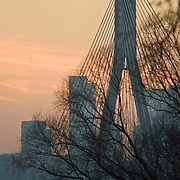 Photographic pictures of Warsaw capital city of Poland by Piotr Gesicki