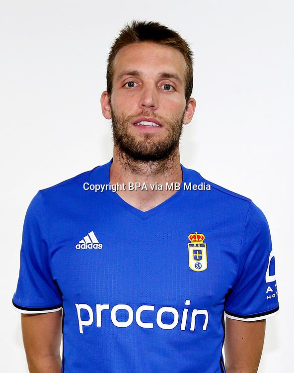 Spain - La Liga B 123 _ 2016-2017 / <br /> ( Real Oviedo ) - <br /> Miguel Perez Cuesta &quot; Michu &quot;