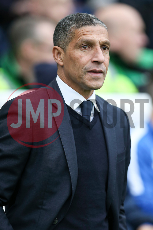 Brighton & Hove Albion Manager Chris Hughton - Mandatory byline: Jason Brown/JMP - 07966 386802 - 19/12/2015 - FOOTBALL - American Express Community Stadium - Brighton,  England - Brighton & Hove Albion v Middlesbrough - Championship