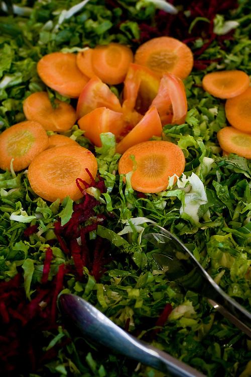 Jeceaba_MG, Brasil...Detalhe de uma salada...The salad detail...Foto: BRUNO MAGALHAES / NITRO