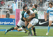 Rugby Championship 2012 Argentina v South Africa