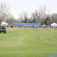 The NCAA Division III Cross Country Championships in Winneconne, Wisconsin, on November 22, 2015.