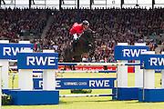 Hans Dieter Dreher - Embassy II<br /> World Equestrian Festival, CHIO Aachen 2012<br /> © DigiShots