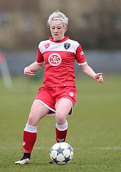 Bristol Academy's Lauren Townsend  - Photo mandatory by-line: Joe Meredith/JMP - Mobile: 07966 386802 - 01/03/2015 - SPORT - Football - Bristol - SGS Wise Campus - Bristol Academy Womens FC v Aston Villa Ladies - Women's Super League