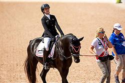 Sciancalepore Julia, AUT, Heinrich IV<br /> World Equestrian Games - Tryon 2018<br /> © Hippo Foto - Sharon Vandeput<br /> 19/09/2018