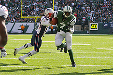 October 20, 2013: New England Patriots at New York Jets