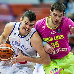 20161213: CRO, Basketball - FIBA Champions League 2016/17, KK Cibona Zagreb vs Mega Leks