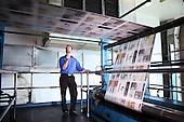 Jonathon Stone of Environmental Defense Fund at NewsCorp Editorial Portfolio