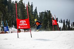Errol Kerr in the Switch Downhill