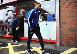 Bristol Rovers players arrive at the Bank's Stadium- Mandatory by-line: Nizaam Jones/JMP - 26/12/2018 - FOOTBALL - Banks's Stadium - Walsall, England- Walsall v Bristol Rovers - Sky Bet League One