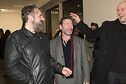 KEITH TYSON; MAT COLLISHAW  STICKS WITH DICKS AND SLITS, Tim Noble and Sue Webster. Blain Southern. hanover Sq. london. 2 February 2017