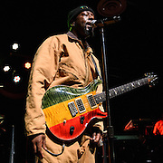 Photos of Wyclef Jean performing live at Brooklyn Bowl on March 22, 2016 in Brooklyn, NY. © Matthew Eisman/ Getty Images. All Rights Reserved