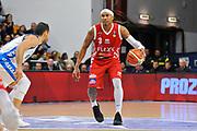 McGee Tyrus<br /> Banco di Sardegna Dinamo Sassari - The Flexx Pistoia<br /> LegaBasket Serie A LBA Poste Mobile 2017/2018<br /> Sassari 16/12/2017<br /> Foto Ciamillo-Castoria